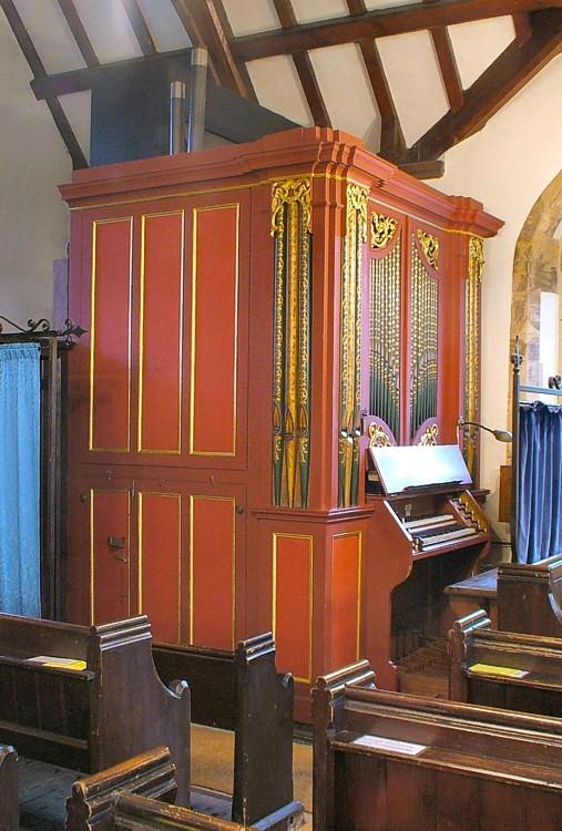 Bleasby Organ