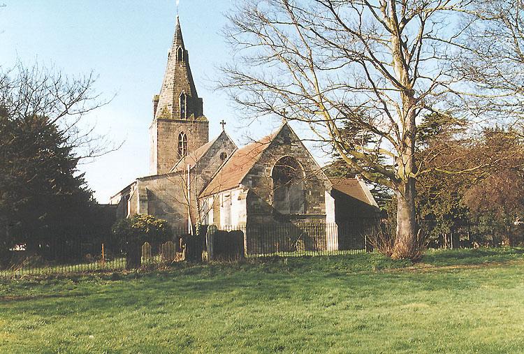 Burton Joyce Monuments And Memorials