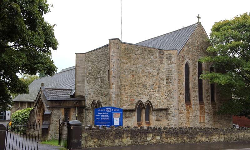 Buxton Arts And Crafts Church