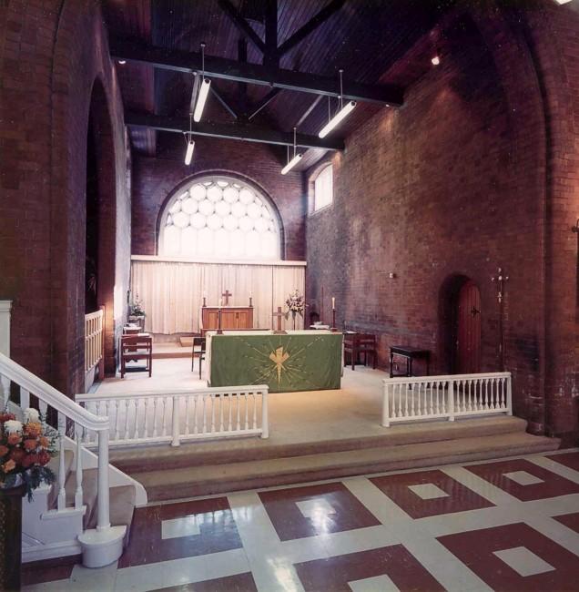 Nottingham City Hospital Chapel Pictures