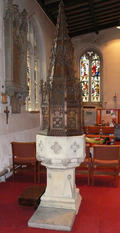 Retford St Michael Pictures