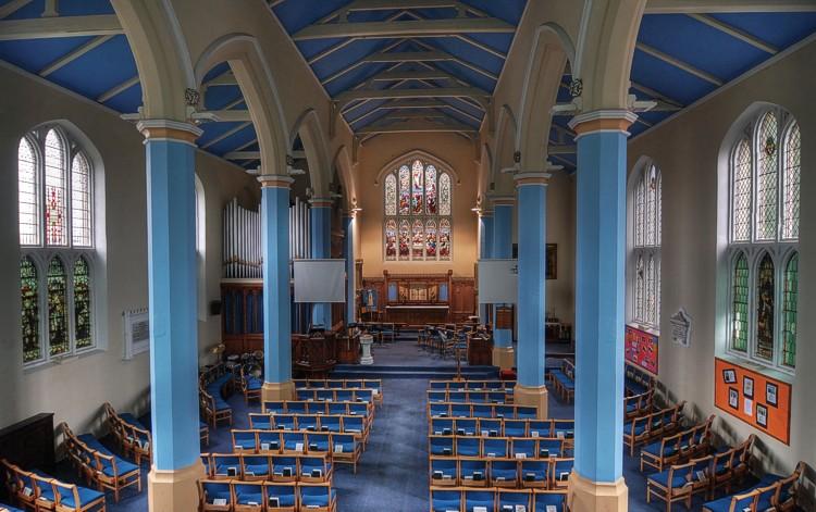 Retford St Saviour History
