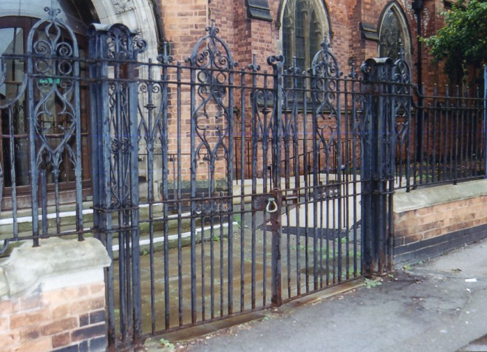 Sneinton St Christopher History