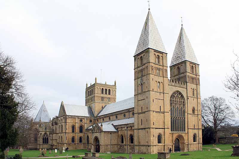 Southwell Minster Introduction